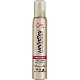 Wella Schaumfestiger Wella Wellaflex Anti Aging Ultra starker Halt