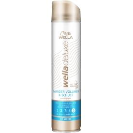 Wella Deluxe  Haarspray Wunder Volumen & Schutz ultra stark