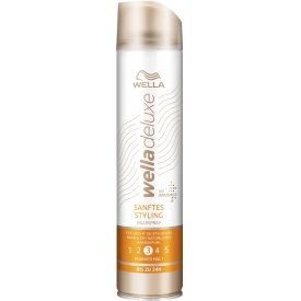 Wella Deluxe  Haarspray Sanftes Styling stark