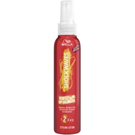 Wella SHOCKWAVES Stylinglotion Perfect Blow Dry Volumizer