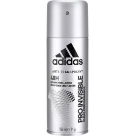 Adidas  Deospray Pro Invisible