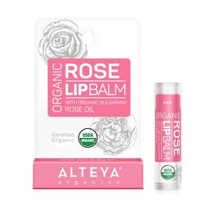 Alteya Bio Lippenbalsam – Rose