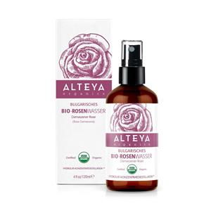 Alteya Bio Bulgarisches Rosenwasser