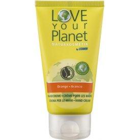 Love your planet Handcreme Orange