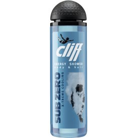 Cliff  Duschgel sub zero x treme cooling