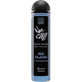Cliff  Duschgel Ice Flash & Wasserminze