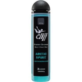 cliff Dusche Arctic Spirit