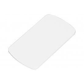 Kesper Brettchen 25x15x0,9cm weiß
