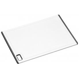 Kesper Schneidbrett 36x25x0,9cm weiß