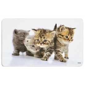Kesper Brettchen 23,5x14x0,4cm Katze