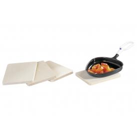 Kesper Raclette-Brettchen 10x8cm 8er Pack