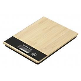 Kesper Digitale Küchenwaage Bambus