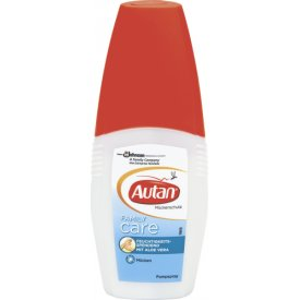 Autan Mückenschutz Family Care Pumpspray
