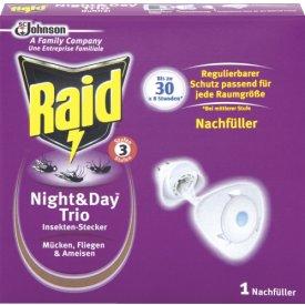 Raid Mückenstecker Night   Day Nachfüller