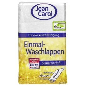 Jean Carol Einmalwaschlappen