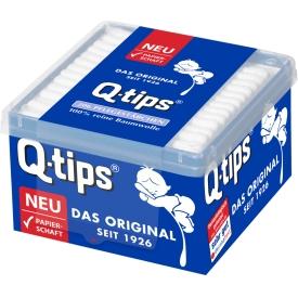 Q-tips Box Papier