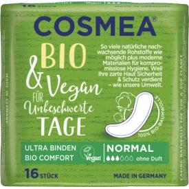 Cosmea Ultra Binden Bio Comfort normal