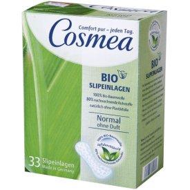 Cosmea Damenbinden Bio Slipeinlagen Normal ohne Duft