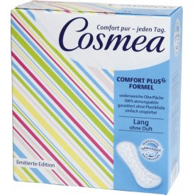 Cosmea Damenbinden Comfort Lang ohne Duft
