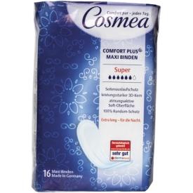 Cosmea Damenbinden Comfort Super 16