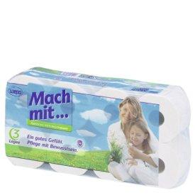 Mach mit Mach Mit Toilettenpapier 3-lagig x150 Blatt