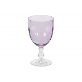 Bohemia Cristal Rotweinkelch Georgia 350ml rosa