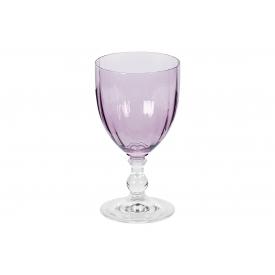 Bohemia Cristal Weißweinkelch Georgia 240ml rosa