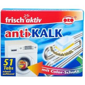 Oro frisch-aktiv Anti-Kalk Tabs