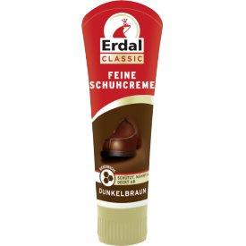 Erdal Tubencreme Schuhe Dunkel Braun
