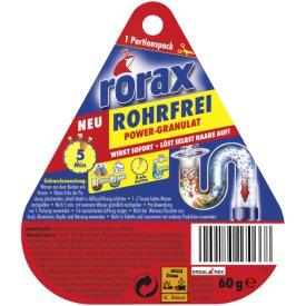 Rorax Abflussfrei Power Granulat