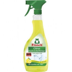 Frosch Dusch & Bad Reiniger Citrus