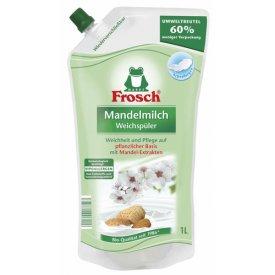 Frosch Weichspüler Mandelmilch