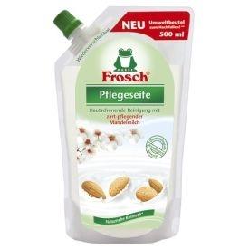 Frosch Flüssigseife Mandelmilch Nachfüller
