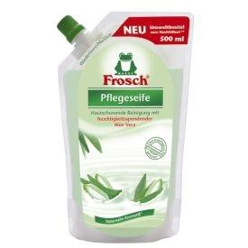 Frosch Flüssigseife  Aloe Vera Nachfüller