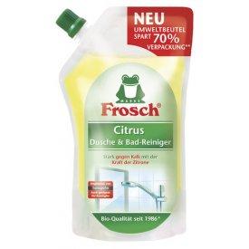 Frosch Dusche  & Bad Reiniger Citrus  Nachfüllbeutel