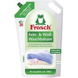 Frosch Flüssigwaschmittel Fein & Wollwasch Balsam