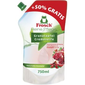 Frosch Cremeseife Granatapfel Nachfüller