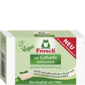Frosch Gallseife Seifenstück Vegan