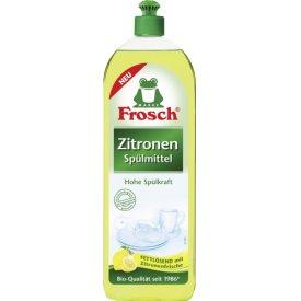 Frosch Geschirrspülmitter Zitrone