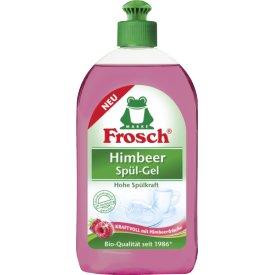 Frosch Geschirrspülmittel Himbeer Spül Gel