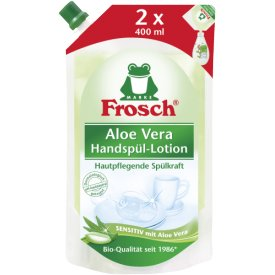 Frosch Spülmittel Aloe Vera Nachfüllbeutel