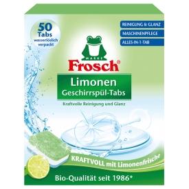 Frosch Frosch Limonen Geschirrspültabs