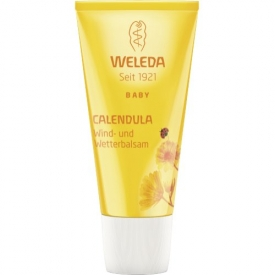 Weleda Wind und Wetter Creme Baby Calendula