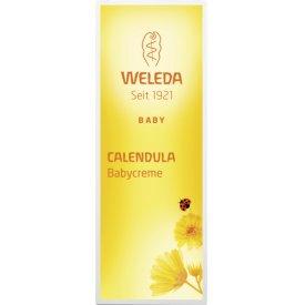 Weleda Wundschutzcreme Calendula Babycreme
