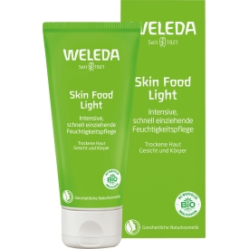 Weleda Tagescreme Skin Food Light