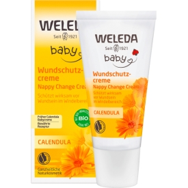 Weleda baby Calendula Wundschutzcreme