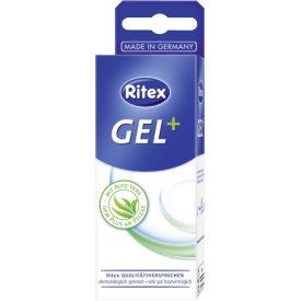 Ritex Gleitgel Gel+ mit Aloe Vera