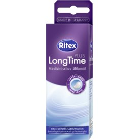 Ritex Gleitgel LongTime Plus Silikonöl