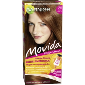Garnier Haartönung Intensiv Movida 26 Goldbraun