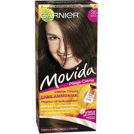 Garnier Haartönung MOVIDA BRAUN    35